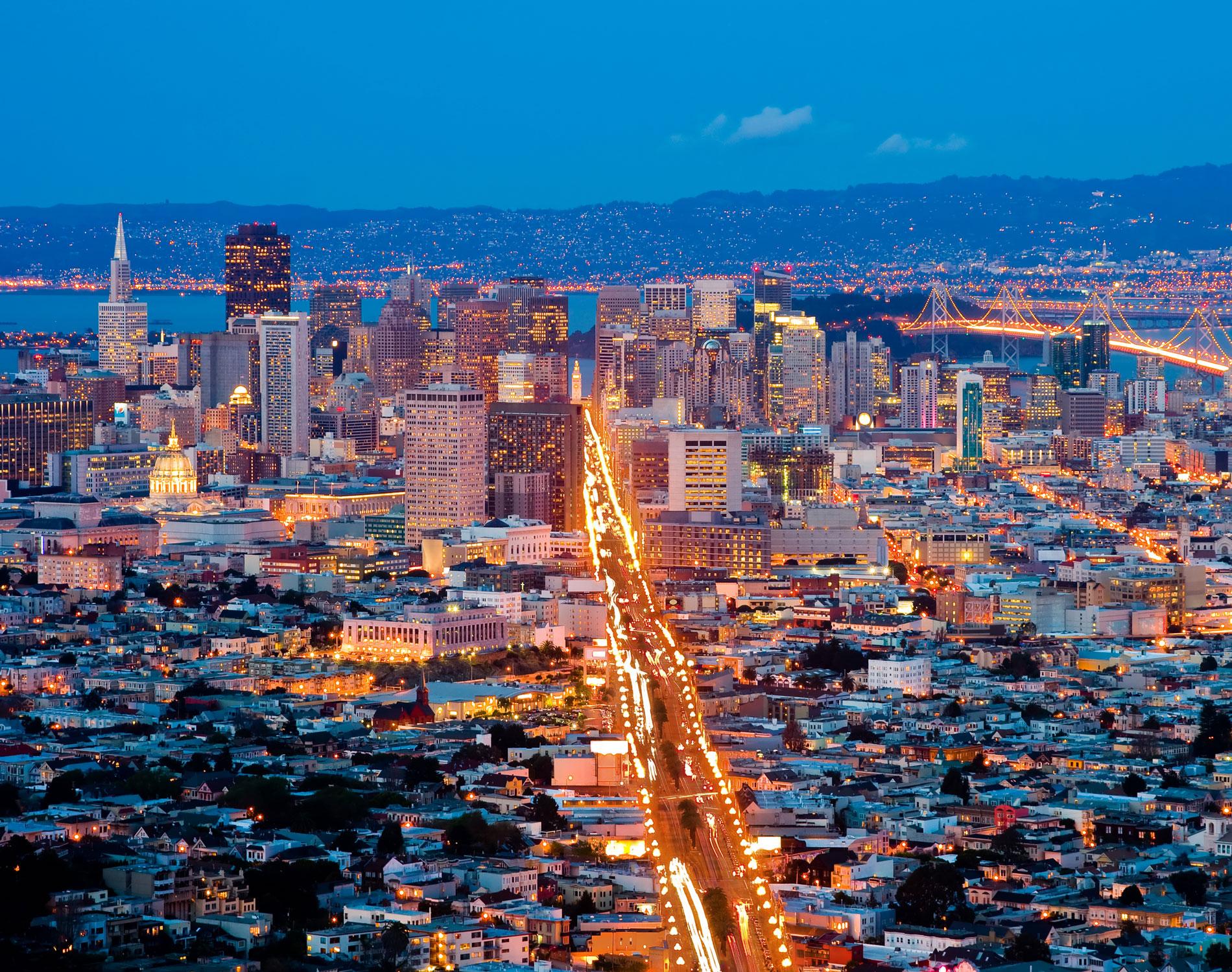San Francisco Ciudad Magica! – Maria Elisa Parker