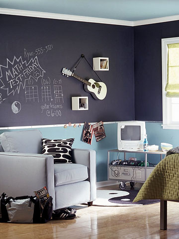 chalkboard-teen-room-wall-slate-doodle-wall-makeover-fun-imaginative-art-learning-design-idea-inspiration